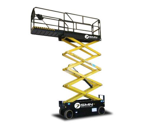 plateforme ciseau Airo X10 EN disponible à la location